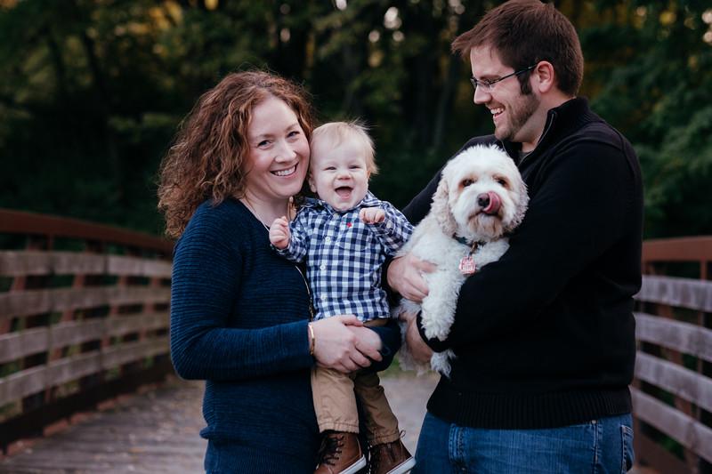 Fall Family Photos 2017