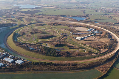 2013 MTS1200 Tests at Millbrook Proving Ground