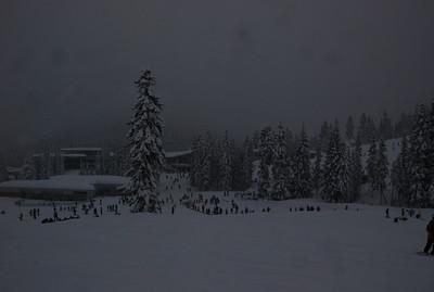 Stevens Pass Winter 2007