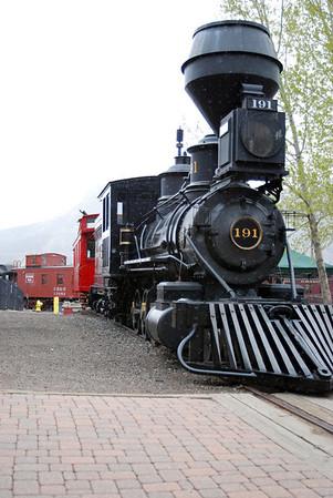 2011 Colorado Train Museum