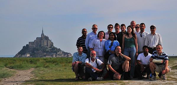 2010 Geology Workshop - Clamart, France