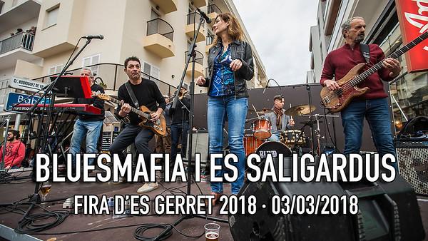 BLUESMAFIA I ES SALIGARDUS - FIRA DES GERRET