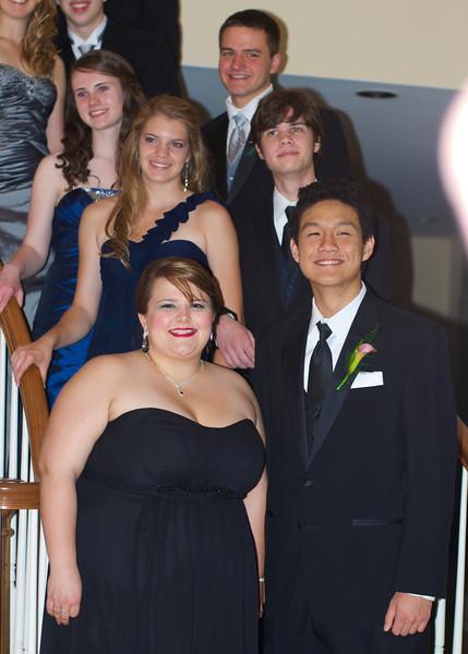 2012 Prom & 8th Grade Dance