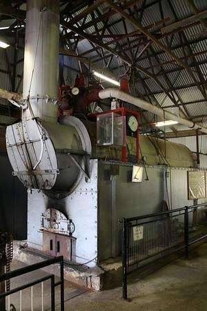 QLD Steam & Vintage Machinery Society
