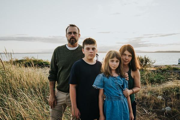 James Tiffany Family