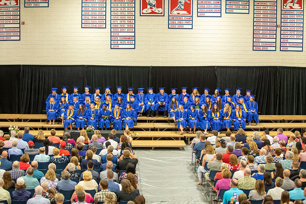 2019 New Glarus Graduation