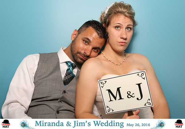 Miranda & Jim's Wedding