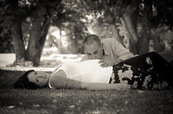 Bethanie & Taylor maternity