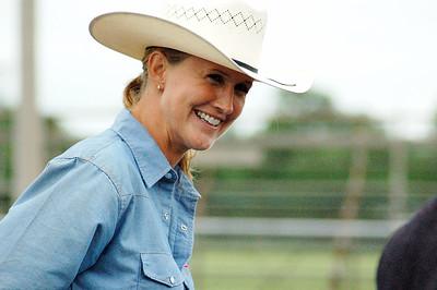 Burden Kansas Womens Ranch Rodeo 7-12-08