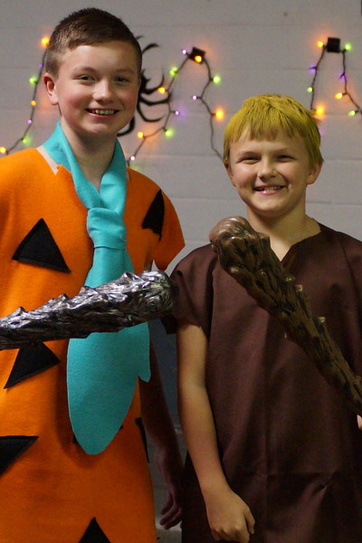 JH Halloween Fun Night 2017