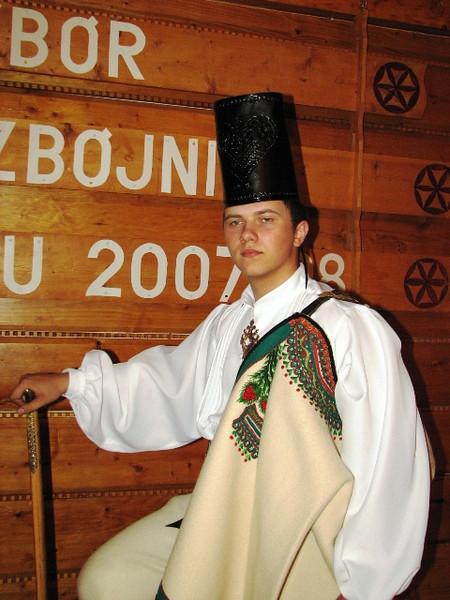 Karol Kowalczyk - Zbójnikiem ZPPA