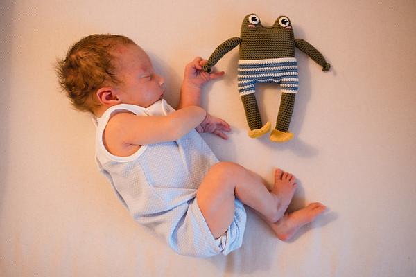 Newborn - Pablo