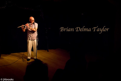 Brian Delma Taylor CD release party