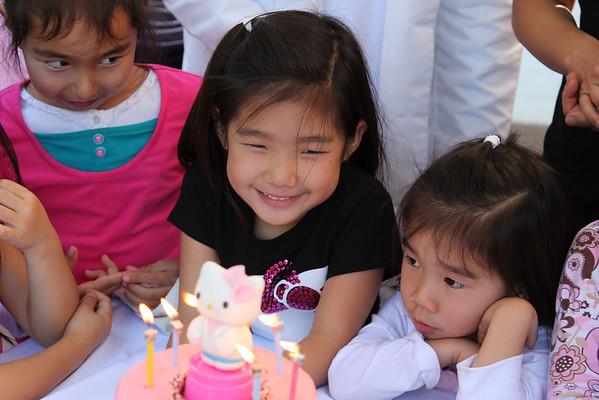 Alice's Birthdays