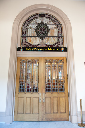 Closing of the Holy Doors 11-13-2016