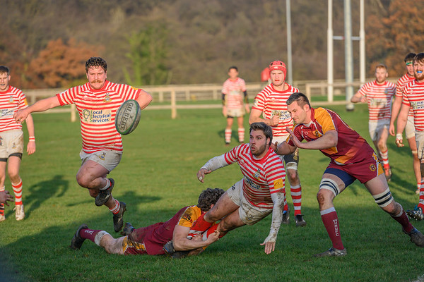Wetherby V Wheatley Hills 17th Nov 2018