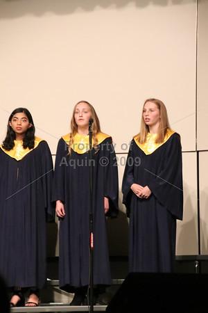 aquin choir concert . 11.29.17