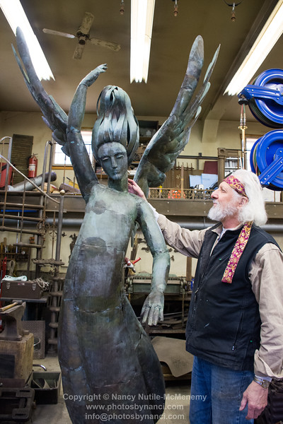Jeffrey Sass, Sculptor