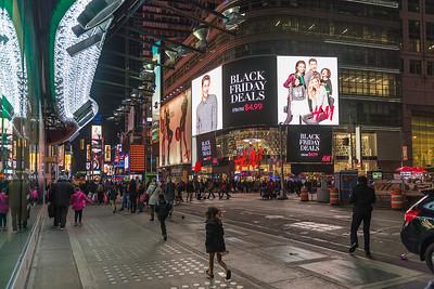 New York, US - 2015