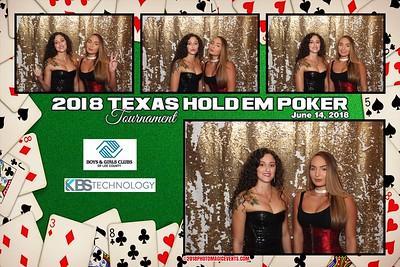 Boys and Girls Club Lee Texas Hold'em 2018