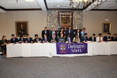 Soccer Academy college signings 2018