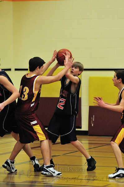 RSS Jr Boys vs Crowe Feb 18 2009