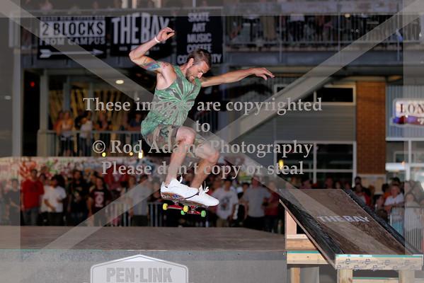 2016 The Bay Skate Art Music Festival