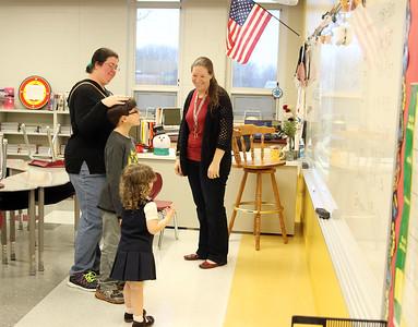 Students, parents, teachers get to explore new McCormick Middle School