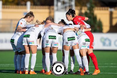 2020-11-01 FC Rosengård - Uppsala