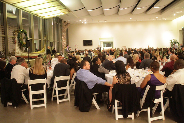 Bowers Museum Lounge Santa Ana 12-8-11