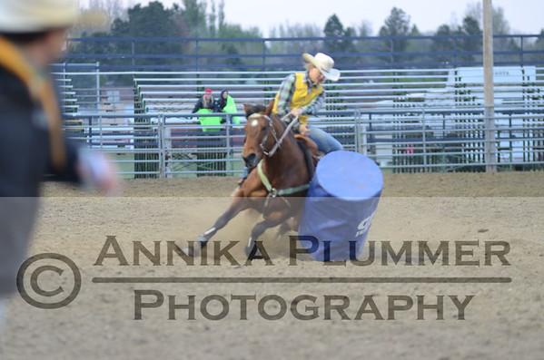 2015 DSU Rodeo - Sat Short-Go - BR