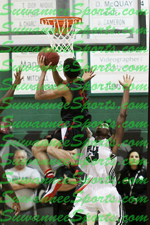 Suwannee Basketball - 2014-15 Boys