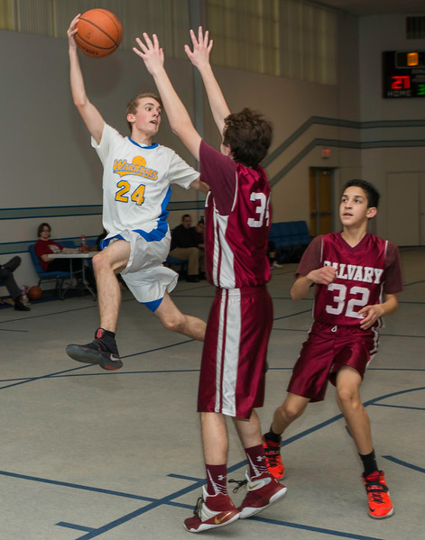Fairton Christian Center JV Basketball