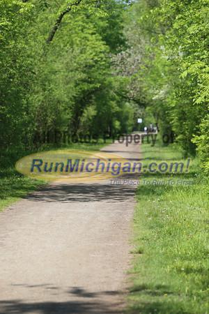 1 Mile Mark of 5K - 2013 Rubber Ducky 5K