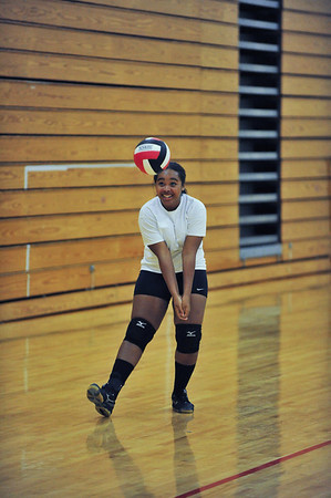 2013-08-05 BHS Volleyball Preseason Practice