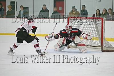 Hockey Tabor at St George's on 2/18/19