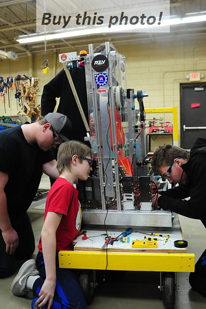 BBE Robotics - preparing for Duluth