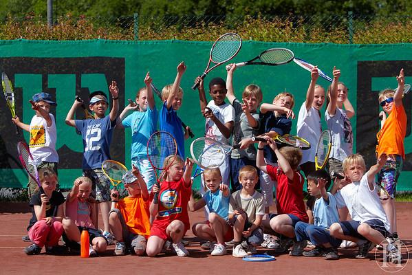 Asker Tennis Camp 2010
