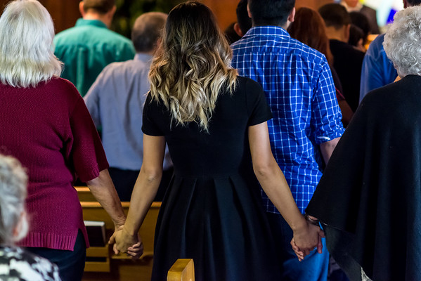 Commitment with Iglesia Nuevo Empazar