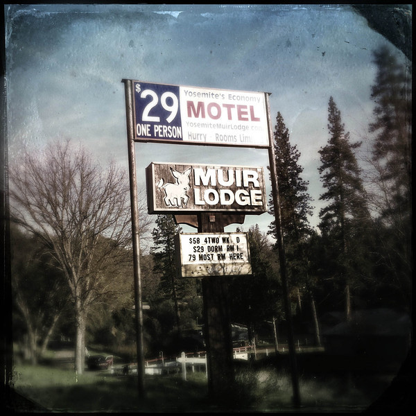 Lost Motel - a Series