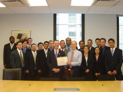 Careers on Wall Street C.O.A.C.H. Program