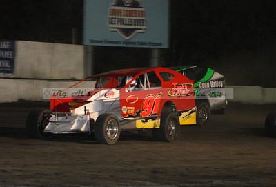 Bear Ridge Speedway 08/10/13-Walker Motors night/John Poor Memorial