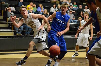 Basketball - LHS 2015-16 - Marshfield
