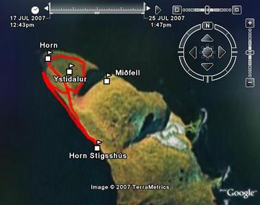 Dagur 4: Horn og Ystidalur