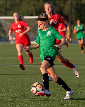 Club Soccer, Girls