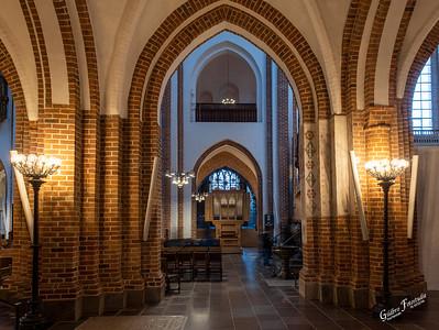 Roskilde Domkirke -Januar 2020
