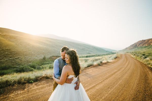 Trewartha Wedding