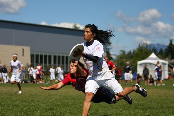 Sunday - Jr Women - Colombia vs USA
