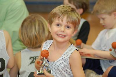 Bennett - SR K Basketball 2009