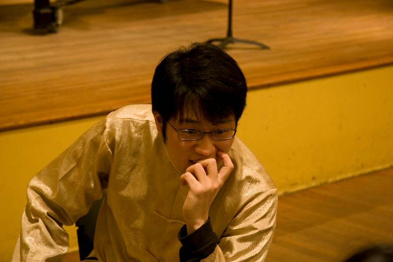 2008-04-29 King's Recital